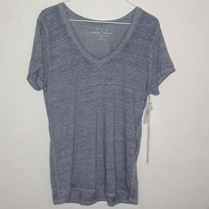 Threads 4 thought sheer tshirt